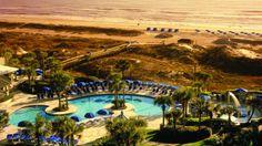 Amelia Island: Ritz Carlton… View From Our Balcony