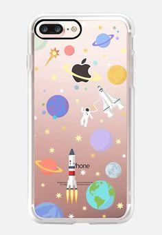 Space rocket for classic snap case iPhone 7 Plus Case by Marta Olga Klara… Slim Iphone Case, Iphone 7 Plus Cases, Iphone Case Covers, Space Rocket, Tech Accessories, Classic, Casetify, Design, Apple Iphone