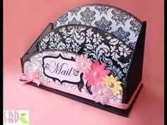 Scrap Porta lettere Elegance - Elegance Mail Holder