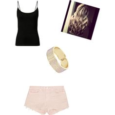 Untitled #157 by caligirl43 on Polyvore featuring polyvore, fashion, style, J Brand and Wallis