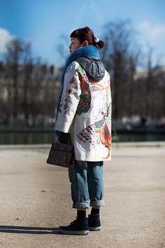 On the Street…Les Tuileries, Paris