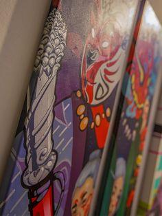Canvas by Munich, Germany Graffiti Canvas Art, B Rain, Magic City, Munich Germany, Arizona Tea, Graphic Design Branding, Spray Painting, Drinking Tea, Street Art