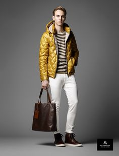 burberry london fall winter 2013 collection 009 Bogdan Tudor for Burberry Black Label Fall/Winter 2013