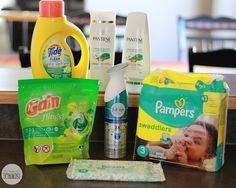P&G Best New Products Giveaway