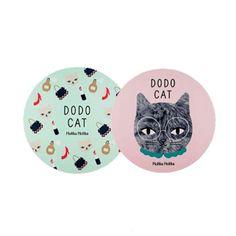 Holika Holika DODO CAT Face 2 Change Glow Cushion BB 15g SPF50+ PA+++ #HolikaHolika #333korea #skincare #beauty #koreacosmetics #cosmetics #oppacosmetics #cosmetic #koreancosmetics