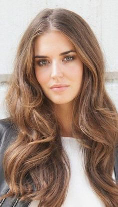Hair Color Ideas For Brunettes That You Want To See - Inspired Beauty Blonde Makeup, Hair Makeup, Brunette Color, Brunette Hair, Hair Inspo, Hair Inspiration, Gorgeous Hair Color, Corte Y Color, Trending Haircuts