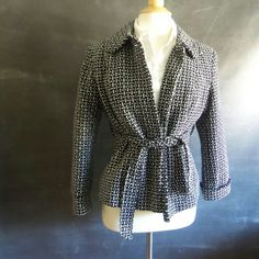 Jacket or blazer Cute lightweight lined jacket that can also be worn as a blazer. Great for fall! Jackets & Coats Blazers
