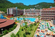 Hotel Green Nature/Marmaris/Turkije