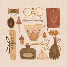 Illustration Inspiration, Cute Illustration, Autumn Illustration, Posca Art, Illustrations, Graphic, Art Inspo, Art Reference, Art Drawings