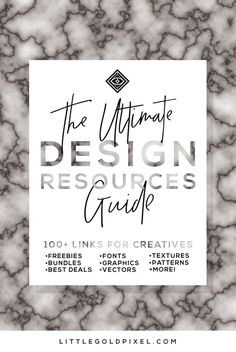 Whether you're dabbling in design or you're a seasoned pro, you'll find some great design resources here to help take your work to the next level.- Curated by @4vector