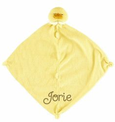 Sweet and charming, machine-washable and cashmere-soft. A Little Bit Of This Cashmere Soft Ducky Blankie. Click the image to get more information about the product, including personalization options, at our online store!