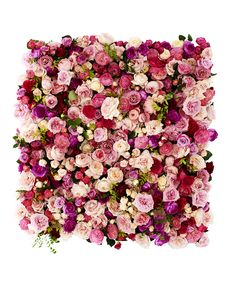 One of our latest gorgeous easy to put reusable silk flower walls wall of flowers solutioingenieria Image collections