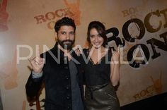 Farhan, Shraddha and team Rock On 2 share the first look of their musical film!