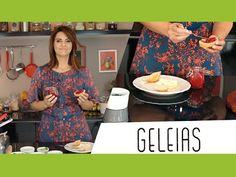 RECEITA DE GELEIAS - SAUDÁVEL - YouTube
