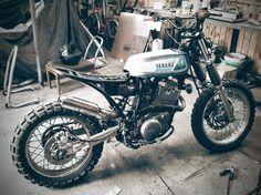 XT600 Scrambler