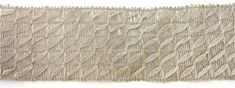 "Trim with 5 Rows of Lite Gold Bullion Thread 2.5"" Wide"