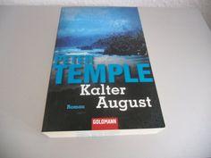 Peter Temple -Kalter August (2008, Taschenbuch)