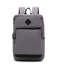 b72fa61b914f Waterproof laptop backpack for school lightweight bookbags for college women  men leisure travel daypack (gray