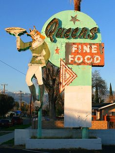 Queen's  601 N. Mountain View Ave.  San Bernardino, CA, 92401  (909) 884-2317    Sixth Street and Mt. View Avenue  San Bernardino, California