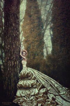 DREAMS - DREAMS   Model - Anna.  MUAH - Anna Mishukova.  Photographer - Olga Sova.
