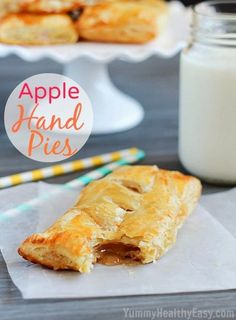 Apple Hand Pies are flaky puff pastry squares filled with homemade (easy) apple pie filling. They're a simpler alternative to apple pie that you can hold in your hand! It's Thanksgiving week!! I love Thanksgiving! It's one of my favorite holidays. I love being with family and having an excuse to enjoy a huge gluttonous …