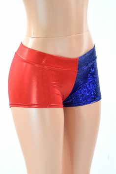 Red Blue Shorts - The Else