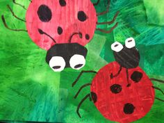 Eric Carl Grouchy Ladybugs