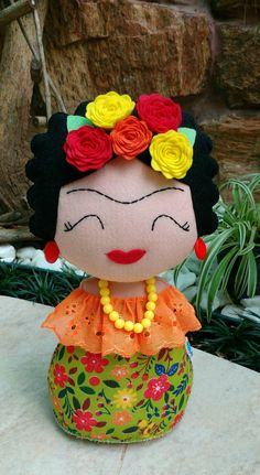 Felt Doll Patterns, Primitive Doll Patterns, Felt Crafts, Diy And Crafts, Crafts For Kids, Fabric Dolls, Paper Dolls, Rag Dolls, Rag Doll Tutorial
