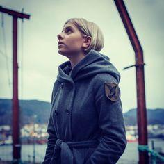 Aurora Aksnes hair inspiration short blonde hair