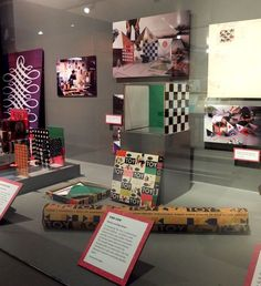 #Eames toys on display in Sacramento at the Ray Eames anniversary exhibition