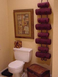 10 Best Maroon Bathroom Images