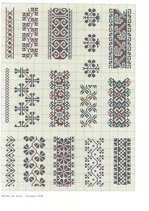 This Pin was discovered by mil Cross Stitch Sampler Patterns, Cross Stitch Borders, Cross Stitch Samplers, Cross Stitch Charts, Cross Stitching, Cross Stitch Embroidery, Embroidery Patterns, Hand Embroidery, Embroidery Books