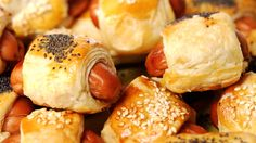 This tasty recipe for pigs in a blanket is a Super Bowl party favorite -- and great everyday snack.