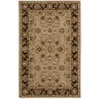 India House Taupe (Brown) 5 ft. x 8 ft. Area Rug