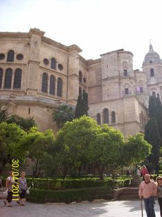 Malaga...