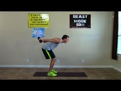 8 Minute Tabata Triceps Workout - HASfit Tricep Workouts - Triceps Training - Triceps Exercises