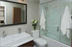 #Imperial #Loft #Toronto Loft Bathroom, Bathrooms, Toronto, Mirror, Furniture, Home Decor, Decoration Home, Bathroom, Room Decor