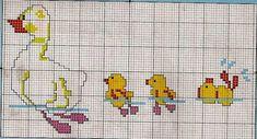 Cross Stitch Freebies, Cross Stitch Charts, Knitted Bunnies, Cross Stitch For Kids, Pet Birds, Embroidery, Knitting, Mini, Crafts