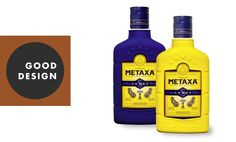 Metaxa All Weather on Packaging of the World - Creative Package Design Gallery