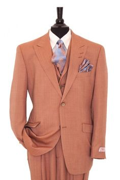 """Like"" this Tiglio men's suit ? www.FashionMenswear.com"