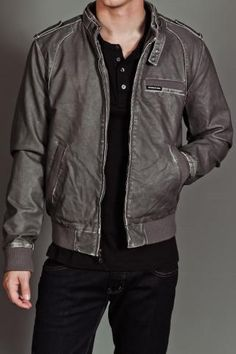 this jacket wud look sexy on my boo