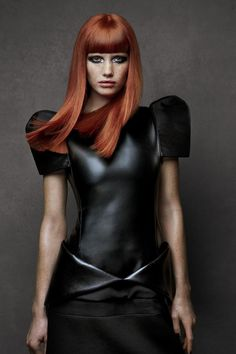 Schwarzkopf Trendlooks 2013 (Schwarzkopf)e:  Patrick Demarchelier (Photographer) Armin Morbach (Creative Director) Xanthipi Joannides (Fashion Editor/Stylist) Nadine Bauer (Hair Colorist) Roxane Dia (Casting Director)