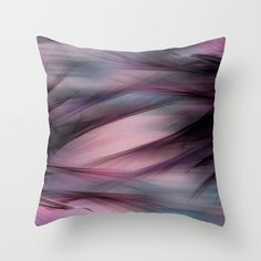 +Soft+Hazy+Mauve+Abstract+Throw+Pillow+by+Judy+Palkimas+-+$20.00