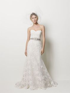 Fall 2011 Wedding Dresses by Watters | OneWed