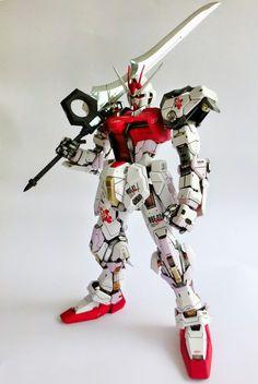 GUNDAM GUY: PG 1/60 Strike Rouge - Customized Build