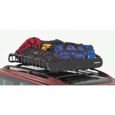 Heavy Duty Roof Cargo Basket