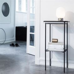 Copenhagen bord - svart - Menu