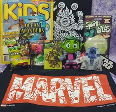 January 2017 Nerd Block Jr. Boys featured items from Marvel, Starwars, Ninja Turtles + more! Check out the review and coupon code!     Nerd Block Jr. Boys Subscription Box Review & Coupon - January 2017 →  https://hellosubscription.com/2017/02/nerd-block-jr-boys-subscription-box-review-coupon-january-2017/ #NerdBlock #NerdBlockJr  #subscriptionbox