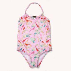 76d4f78d0156 Girls Birds Of Paradise Swimsuit