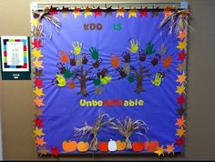 Image result for bulletin board for fall christians